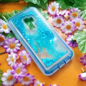 Accessories - Galaxy S9 Plus Case,360 Full Body